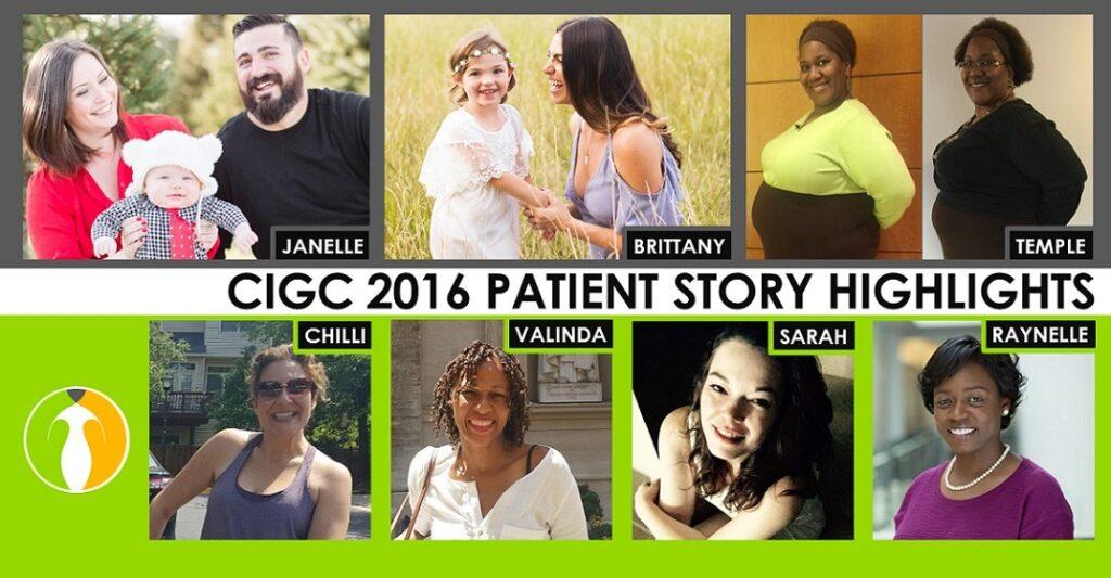 2016 Patient Stories