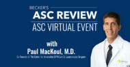 Becker's ASC Review: The Next 5 Years for ASCs