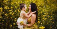 Britt and daughter