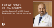 Dr. Faraj Touchan Joins Medical Staff at The Center for Innovative GYN Care