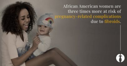African American Women Have A Higher Risk Of Large Fibroids And Fibroid-Related Infertility
