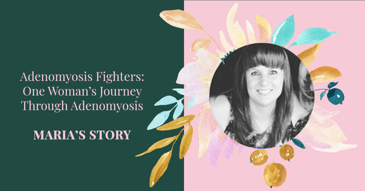 Adenomyosis Fighter: One Woman's Journey Through Adenomyosis