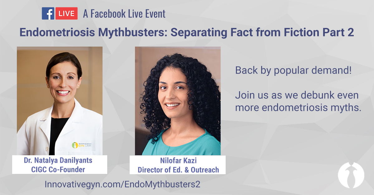 Endometriosis Mythbusters: Separating Fact from Fiction Part 2