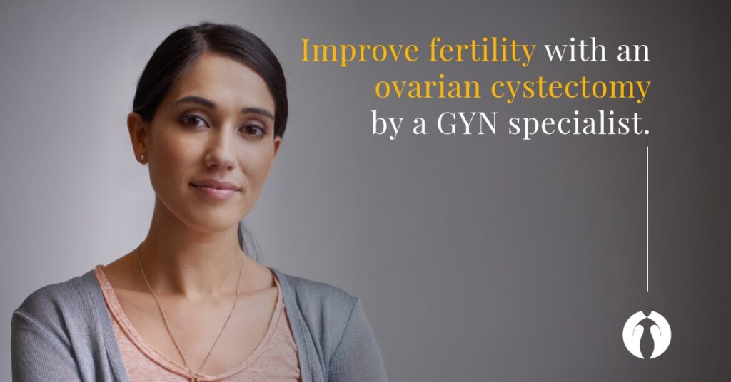 Ovarian Cysts Can Negatively Affect Fertility