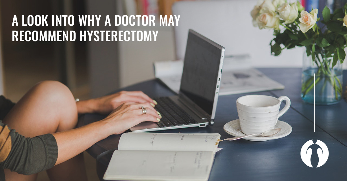 Recommend Hysterectomy Banner