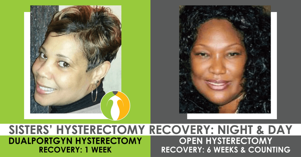 Different Hysterectomy Procedures