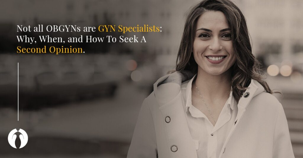 WTOP CIGC When To Seek A GYN Specialist