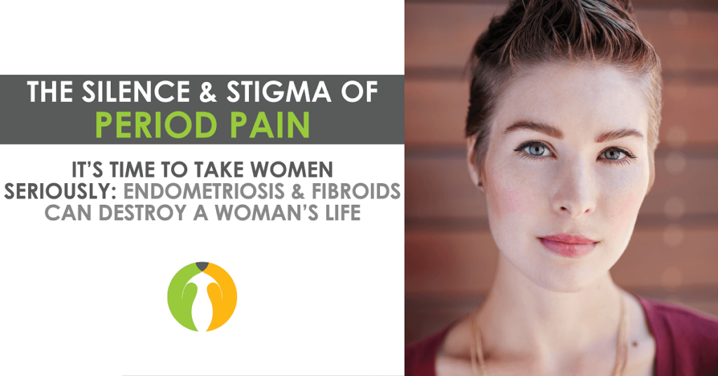 The Silence & Stigma of Period Pain