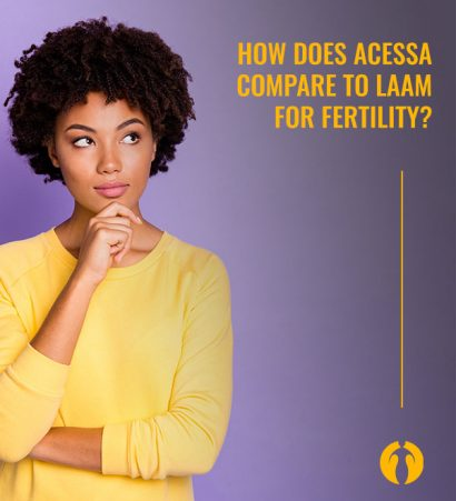 Acessa versus LAAM for fertility_feat