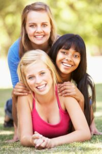 period pain teens with endometriosis